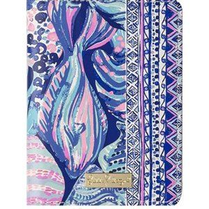 NWT Lilly Pulitzer Passport Cover Scale Up